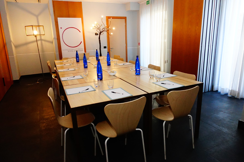sala riunioni Rimini