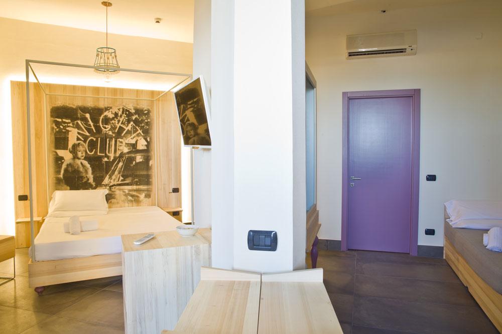 suite hotel corallo rimini