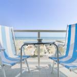 Balconcino vista mare Camera Classic Hotel Corallo