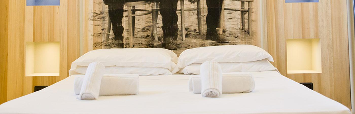 camere hotel corallo rimini