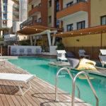 piscina hotel corallo rimini