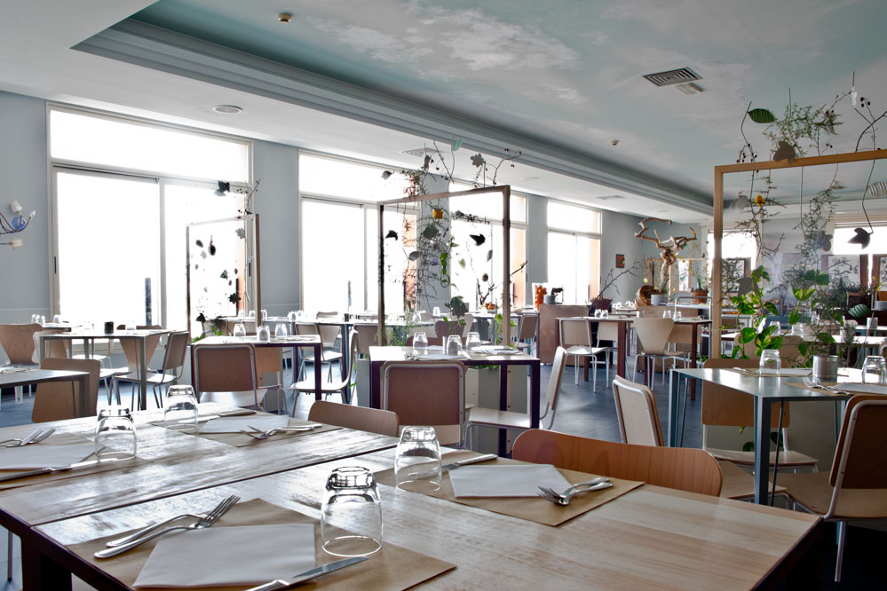 ristorante hotel corallo rimini