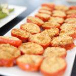 piatti e buffet hotel corallo rimini
