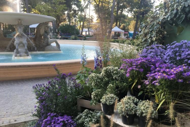 Rimini giardini d autore fa centro a castel sismondo una