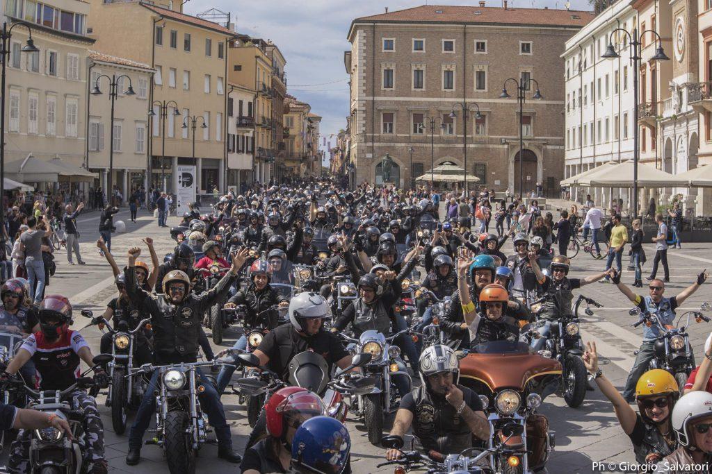reunion rimini 2018 piazzale Fellini