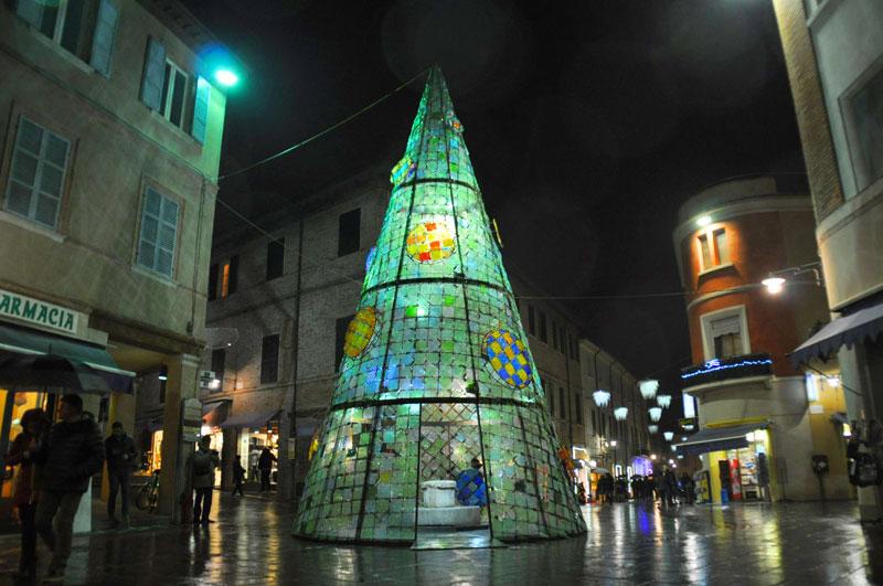 Eco Natale a Santarcangelo