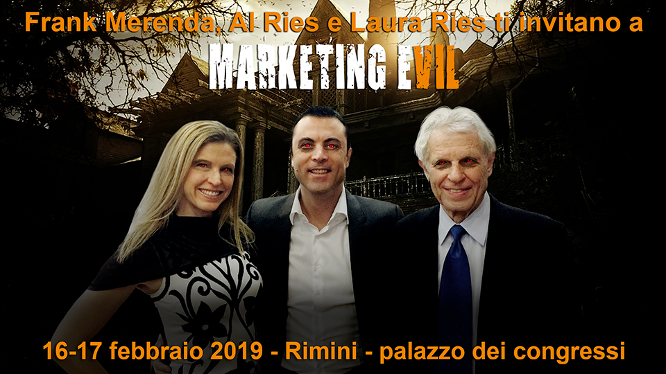 Marketing Evil a rimini hotel corallo rimini