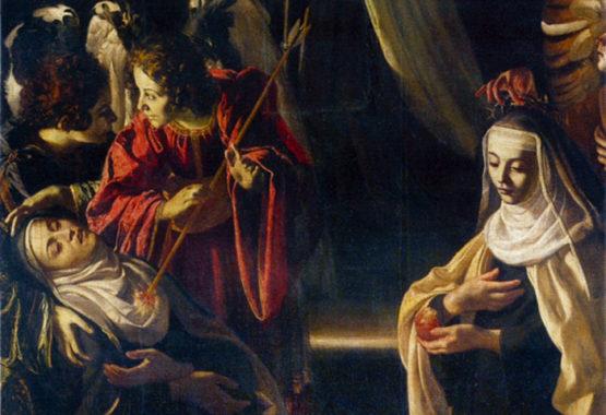 Guido Cagnacci, la Pala dei Carmelitani e la sua fuga d'amore thumb
