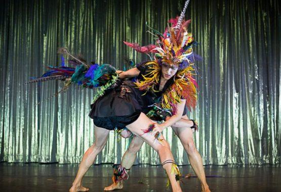 La grande danza contemporanea al Teatro Galli thumb