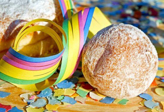 dolci di carnevale senza glutine