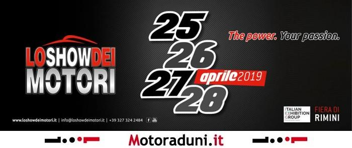 Show dei Motori 2019