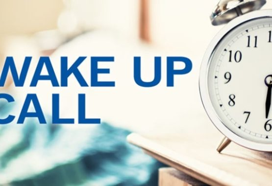 Wake Up Call Algio Bardolla Hotel Corallo Rimini