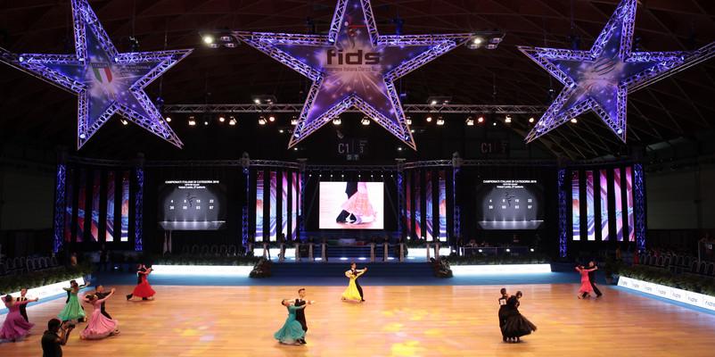 Rimini Sport Dance 2019 campionati italiani
