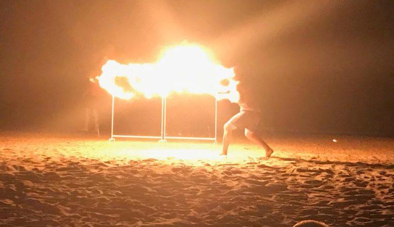 animazione in hotel fuoco 10