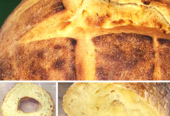 Pane di semola con patate: i segreti di San Patrignano all'hotel Corallo Rimini! thumb