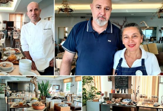 Il Gran Premio internazionale della ristorazione recensisce la nostra colazione thumb