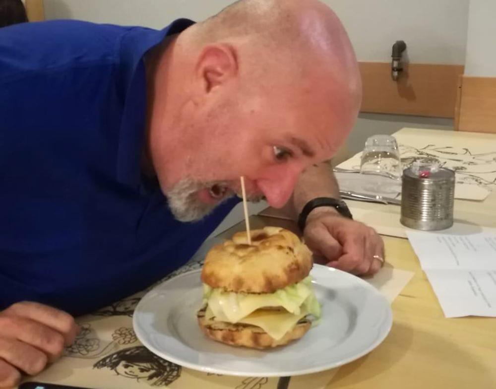 panino al miglio senza glutine