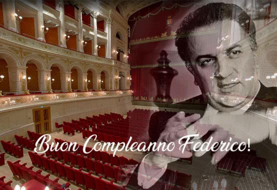 Il Sapore dei sogni: buon Compleanno Federico Fellini! thumb