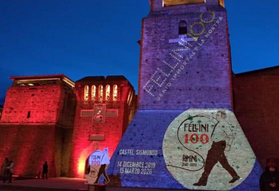 """""""Mostra Fellini 100: genio immortale"""" a Castel Sismondo fino al 15 marzo! thumb"""