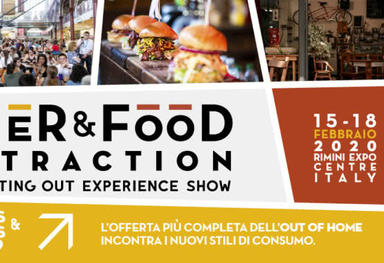 Beer&Food Attraction a Rimini thumb