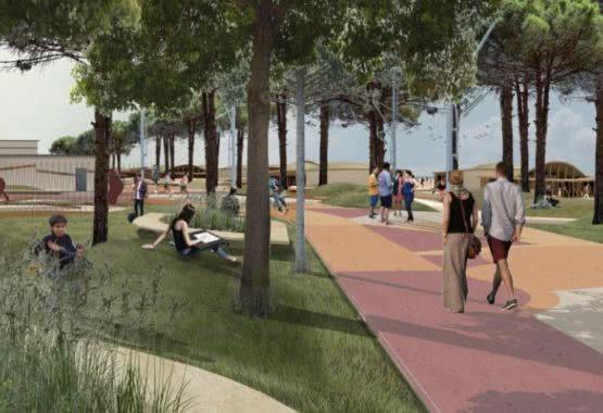 Parco del mare: il lungomare di Rimini si rinnova thumb