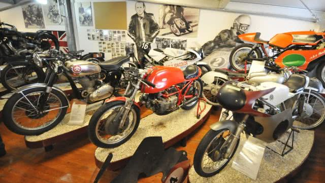 museo nazionale del motociclo