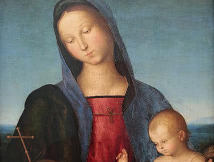 Raffaello a Rimini: la Madonna Diotallevi thumb
